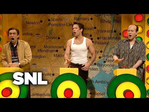 New Jersey Game Show - Saturday Night Live
