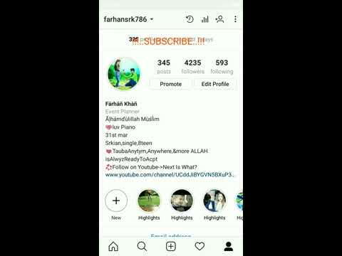 Technical Guruji | How To Hack Instagram Follower 100