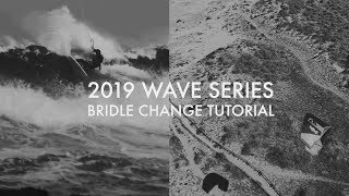 Airush Wave V8 - Bridle Swap Tutorial