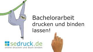 Bachelorarbeit drucken und binden lassen(Hardcoverbindung: https://www.sedruck.de/hardcover.html Heissleimbindung (Softcover): https://www.sedruck.de/heissleim-bindung.html Wo kann ich meine ..., 2015-09-14T13:27:47.000Z)