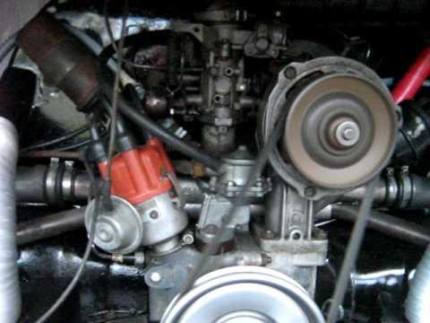1973 vw engine diagram