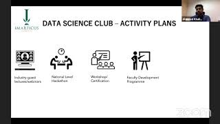 Data Science Club-Inauguration | Imarticus Learning