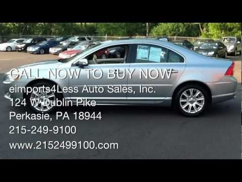 eimports4Less Reviews 2011 VOLVO S80 3.2 SEDAN for sale 8185