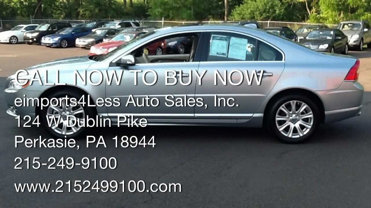 Eimports4less Reviews 2017 Volvo S80 3 2 Sedan For 8185