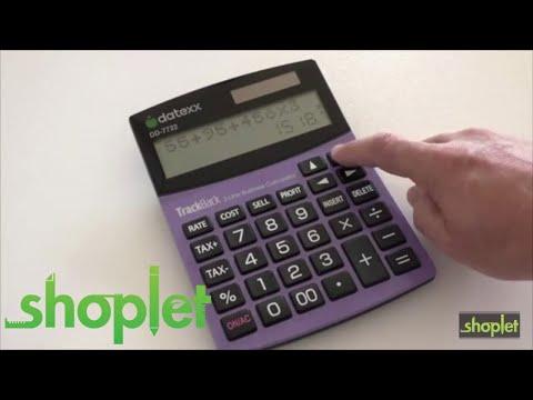 TrackBack Business Calculators