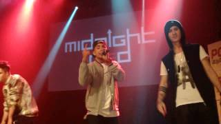 Midnight Red - I Knew You Were Trouble (Pop Explosion NYC)
