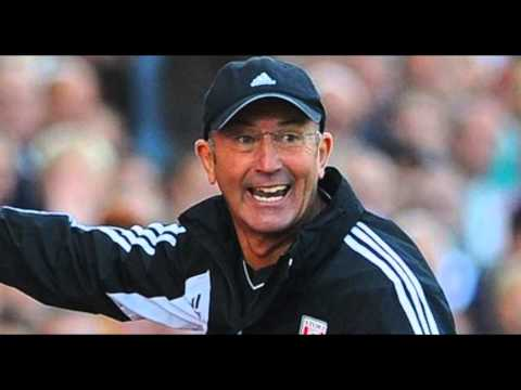 Tribute to Tony Pulis