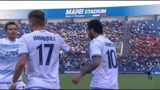 Sassuolo-Lazio 1-2 Highlights 2016/17