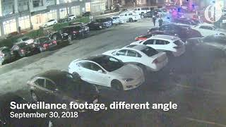 Video captures Portland police shooting of Patrick Kimmons