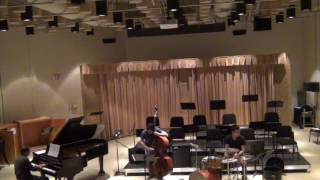 """Lullaby"" by William Villaverde (Latin Jazz Piano Trio)"