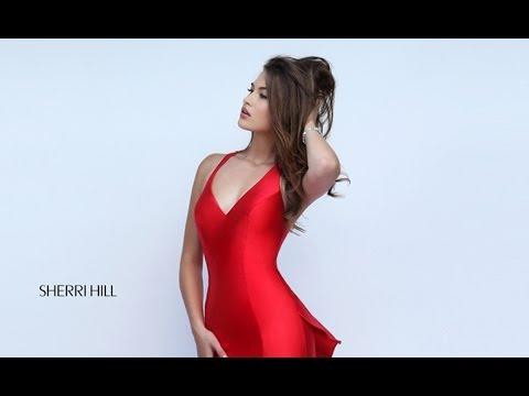 0a8837e954a Sherri Hill 50195 Prom Dress - YouTube