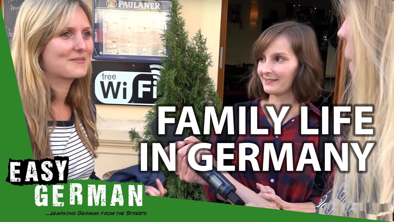 Image result for easy german family life in Germany
