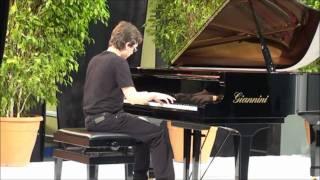 Mozart: Sonata in Do maggiore K545 -- I, II mov. -Marco Iacobacci-