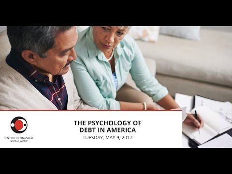 The Psychology of Debt in America