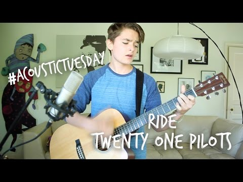 Ride - Twenty One Pilots (Acoustic Cover by Ian Grey)