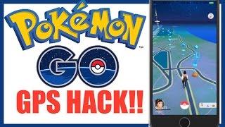 POKEMON GO HACKS!! FAKE GPS TRICK!! (iOS no jailbreak!)