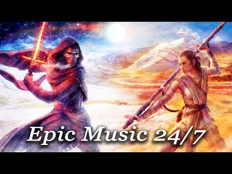 🎧Best Of Epic Music • Live Stream 24/7 | THE FORCE AWAKENS