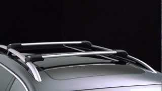 Thule Wing Bar Edge 9584B видео