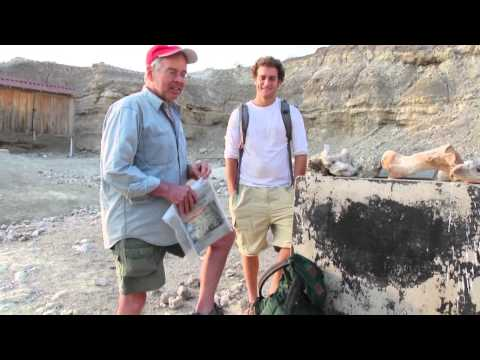 Interview with Henry Bunn at Olduvai Gorge