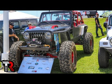 Custom Built 2006 Jeep Wrangler Rock Crawler – Walk Around