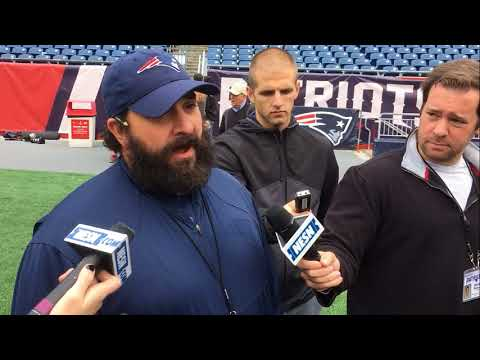 """How will Matt Patricia spend his off day? """"I'm probably going to be pretty nervous about Denver"""""""