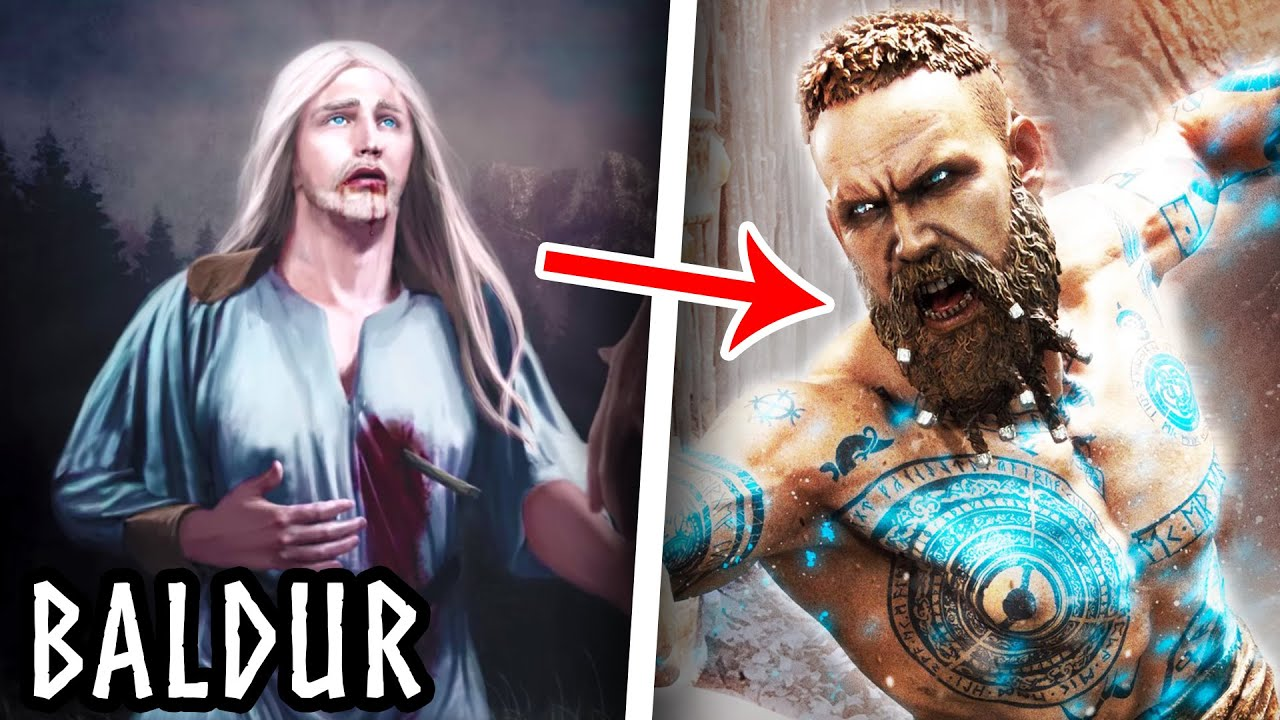 The Messed Up Origins of Baldur, the Beautiful | Norse Mythology Explained - Jon Solo