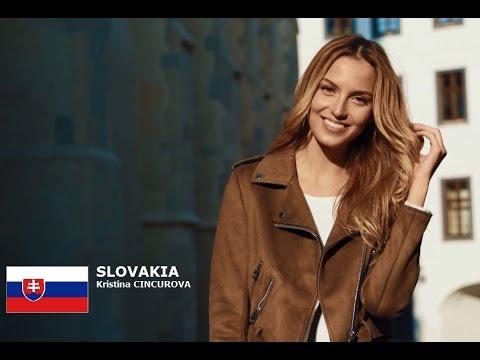 SLOVAKIA - Kristina CINCUROVA - Contestant Introduction: Miss World 2016