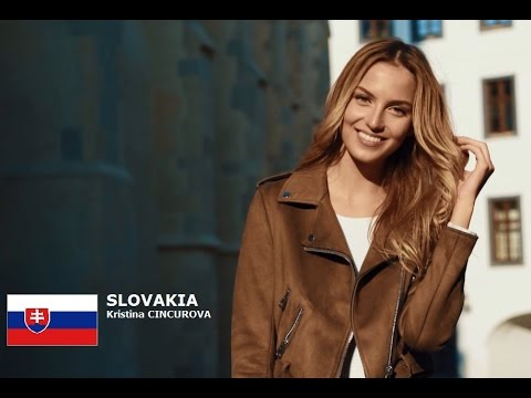 SLOVAKIA - Kristina CINCUROVA - Contestant Introduction: Miss World 2016