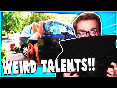 Worlds WEIRDEST Hidden Talents Compilation
