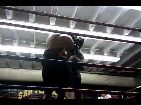 Louis at san fernando gym