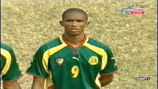 Samuel Eto'o vs Nigeria ► 2000 African Cup of Nations Final