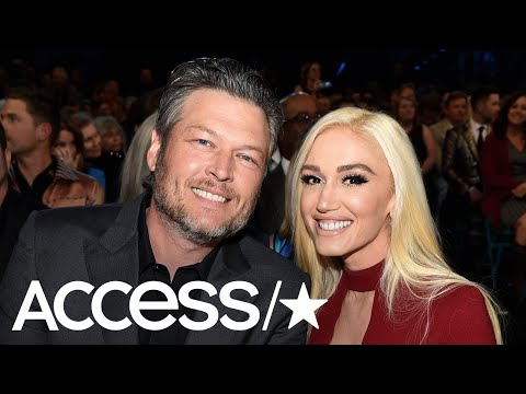Gwen Stefani Had The Look Of Love While Watching Blake Shelton's 2018 ACMs Performance | Access