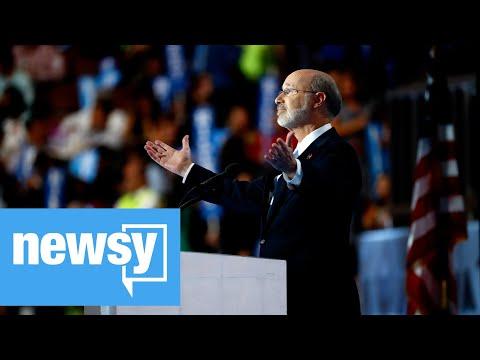 Pennsylvania governor signs election reform bill