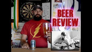 Coronado Orange Ave Wit Beer Review  - Crash Test Dummies Guitar Cover - Bloopers