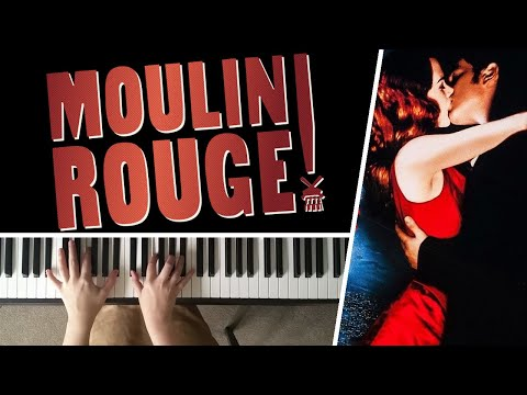 Nature Boy from Moulin Rouge! - Piano Cover