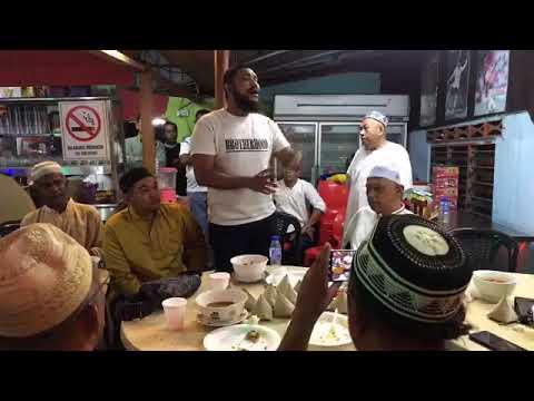 """Jelajah Penyatuan Ummah - Pulau Pangkor Perak  """"DAP takut bila ummah bersatu"""""""
