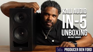 Kali Audio IN-5: Unboxing & First Thoughts