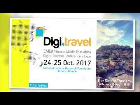 5th Digi.travel EMEA Conference & Expo 2017 - Slideshow