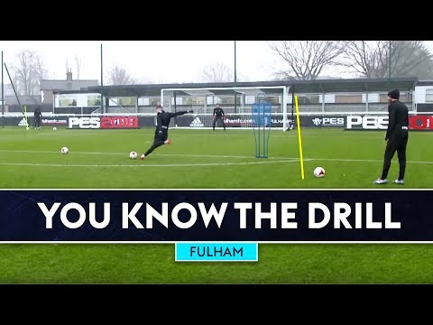 Two Touch Finishing   Tom Cairney & Ryan Sessegnon   Fulham   You Know The Drill