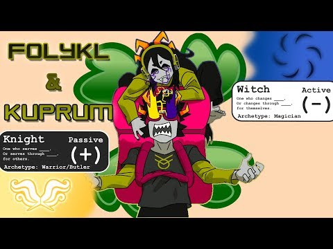 Folykl & Kuprum: Witch of Void & Knight of Hope