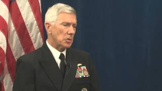 PACOM Commander Locklear on the Future of the U.S. Force Posture in East Asia and the Pacific