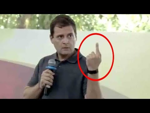 Rahul Gandhi MOST FUNNY Interaction With Chennai Students..Stella Maris College..