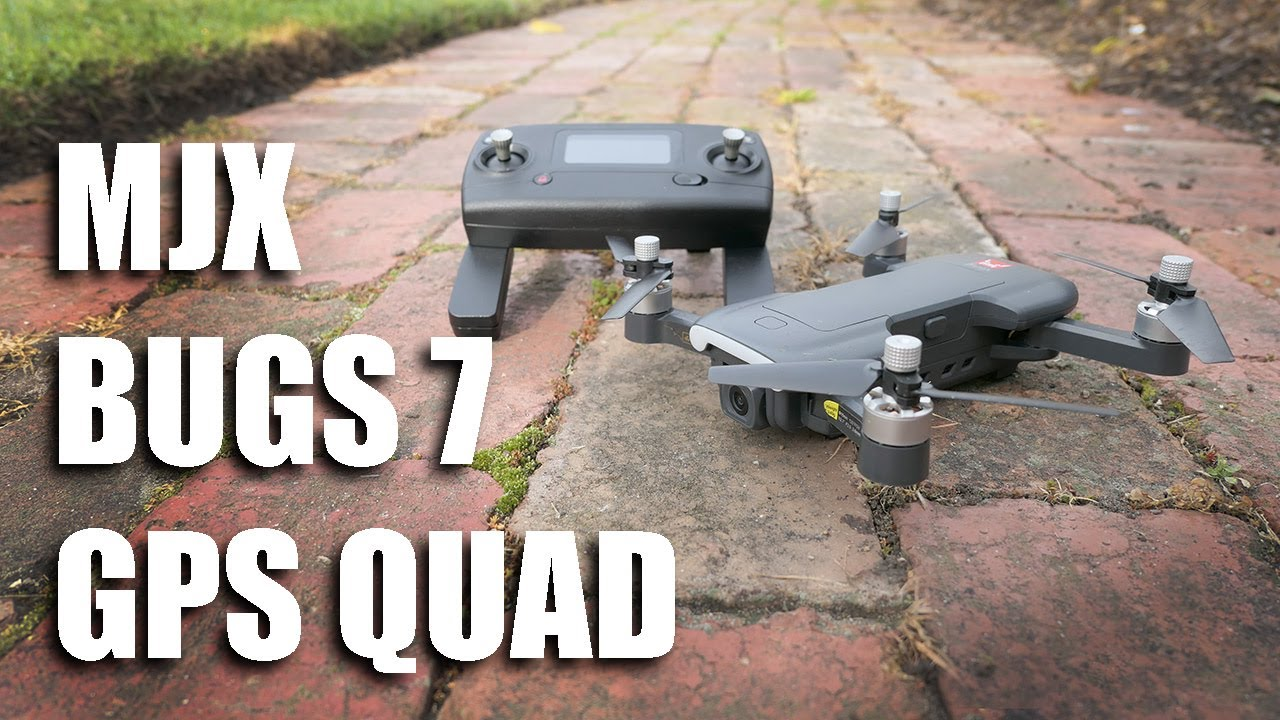 MJX Bugs 7 GPS QUAD