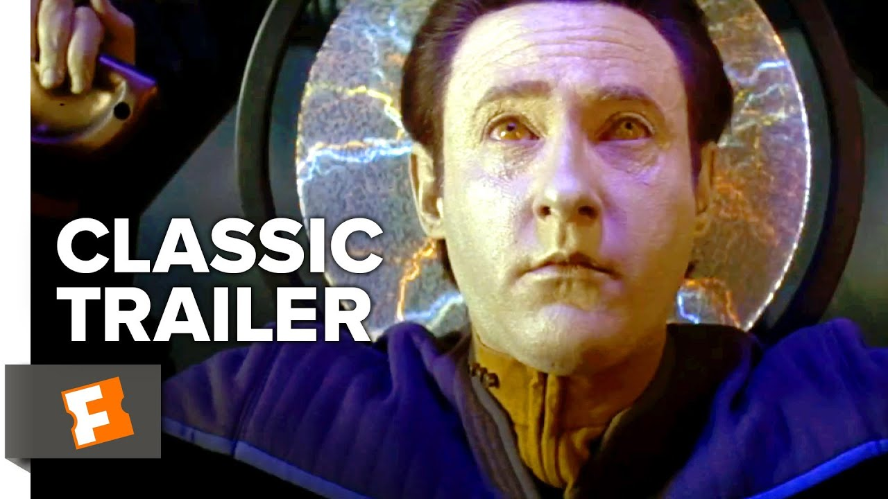 Download Star Trek: First Contact (1996) Trailer #1   Movieclips Classic Trailers