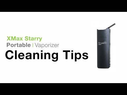 XMax Starry Cleaning Tips - TVAPE