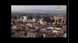 """Valencia en Canal Historia (""""Ciudades bajo tierra"""")"""