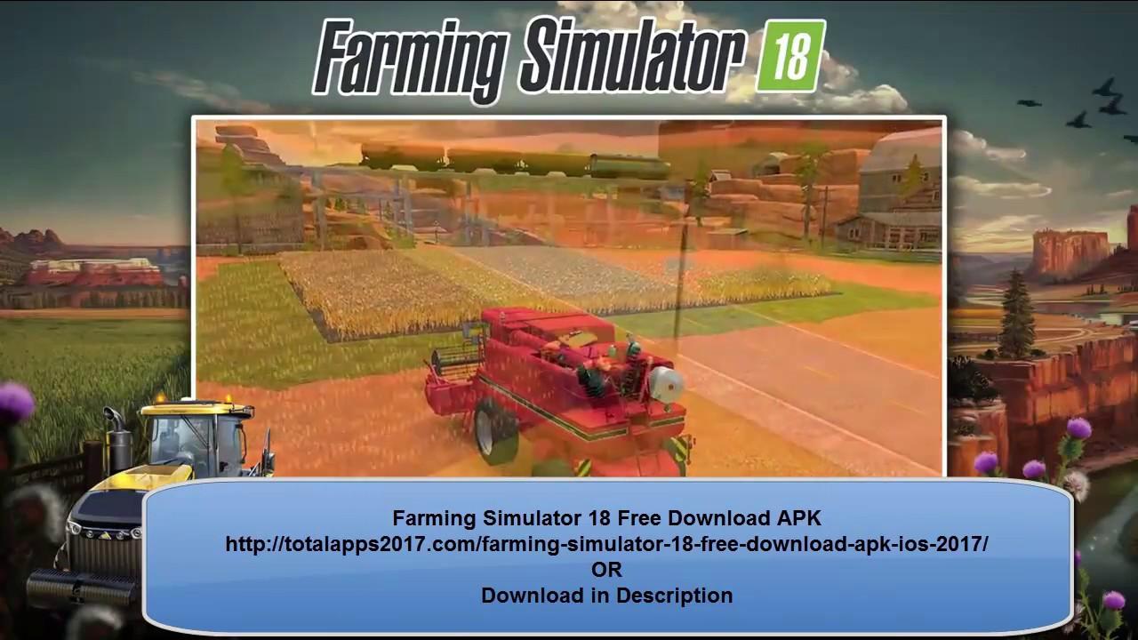 farming simulator 18 3ds download