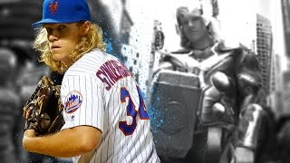 Noah Syndergaard Ultimate 2016 Highlights