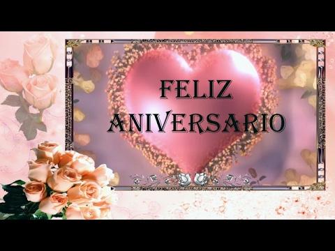 Feliz Aniversario De Bodas Frases Amor Youtube