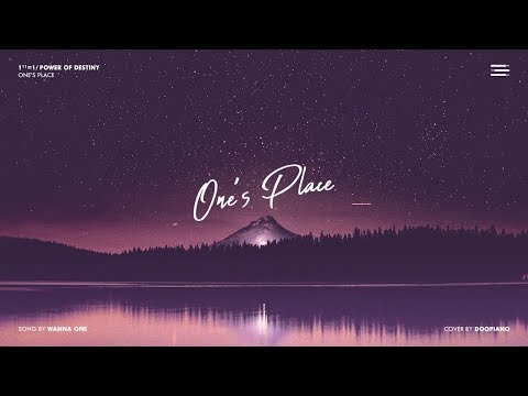Free Download 워너원 (wanna One) - 집 (one's Place) Piano Cover Mp3 dan Mp4